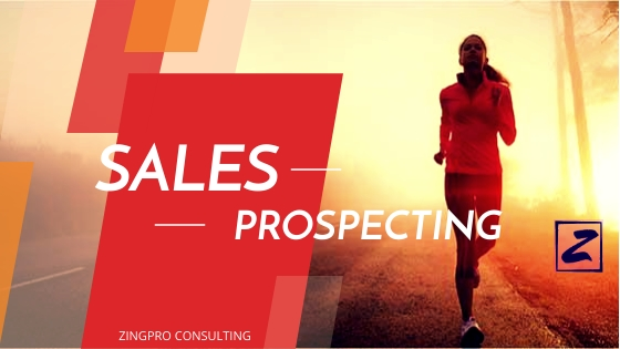 Sales Prospecting Techniques